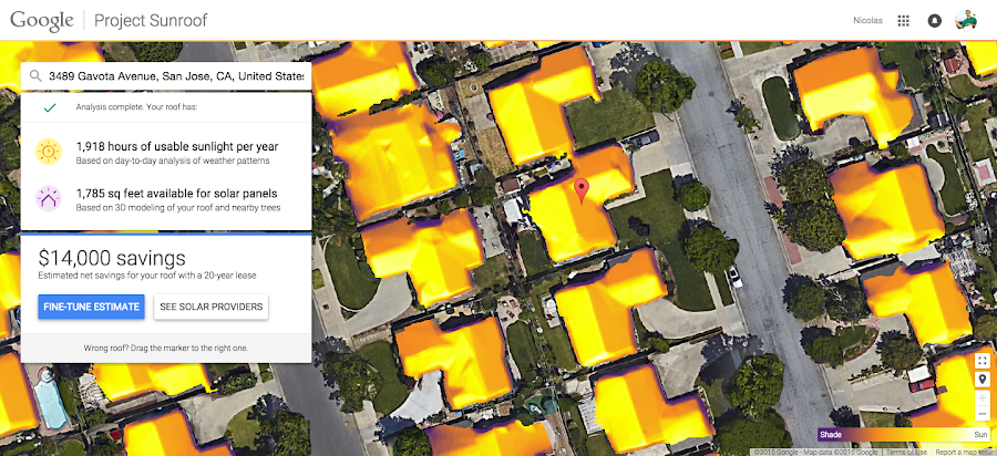 project-sunroof-google-quiere-pases-energia-solar