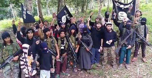 Militan Abu Sayyaf di persembunyian kawasan Sulu