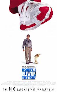Honey I Blew Up the Kid (1992) 4 จิ๋วพลิกมิติมหัศจรรย์ 2 ตอน น้องจิ๋วรุ่นเดอะ