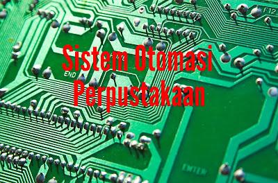 Sistem Otomasi Perpustakaan