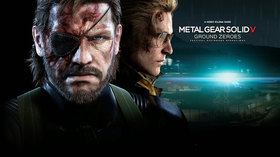 Metal Gear Solid V Ground Zeroes PC Download Poster
