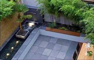 Desain Taman Belakang Rumah 5