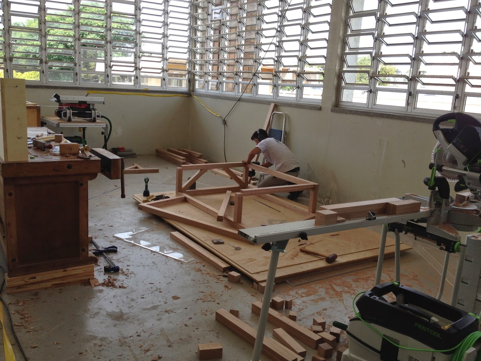 Carpintaria  telhados