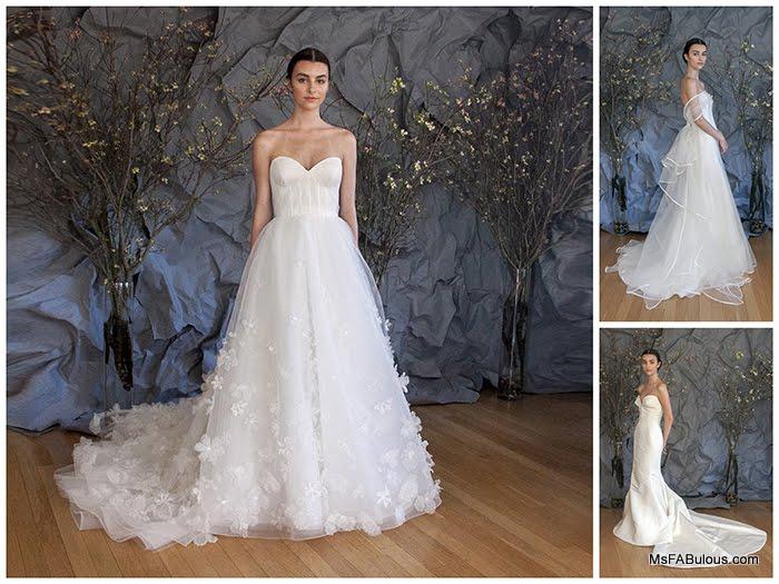 MS. FABULOUS: NY Bridal Week: Austin Scarlett Spring Bridal 2017 ...