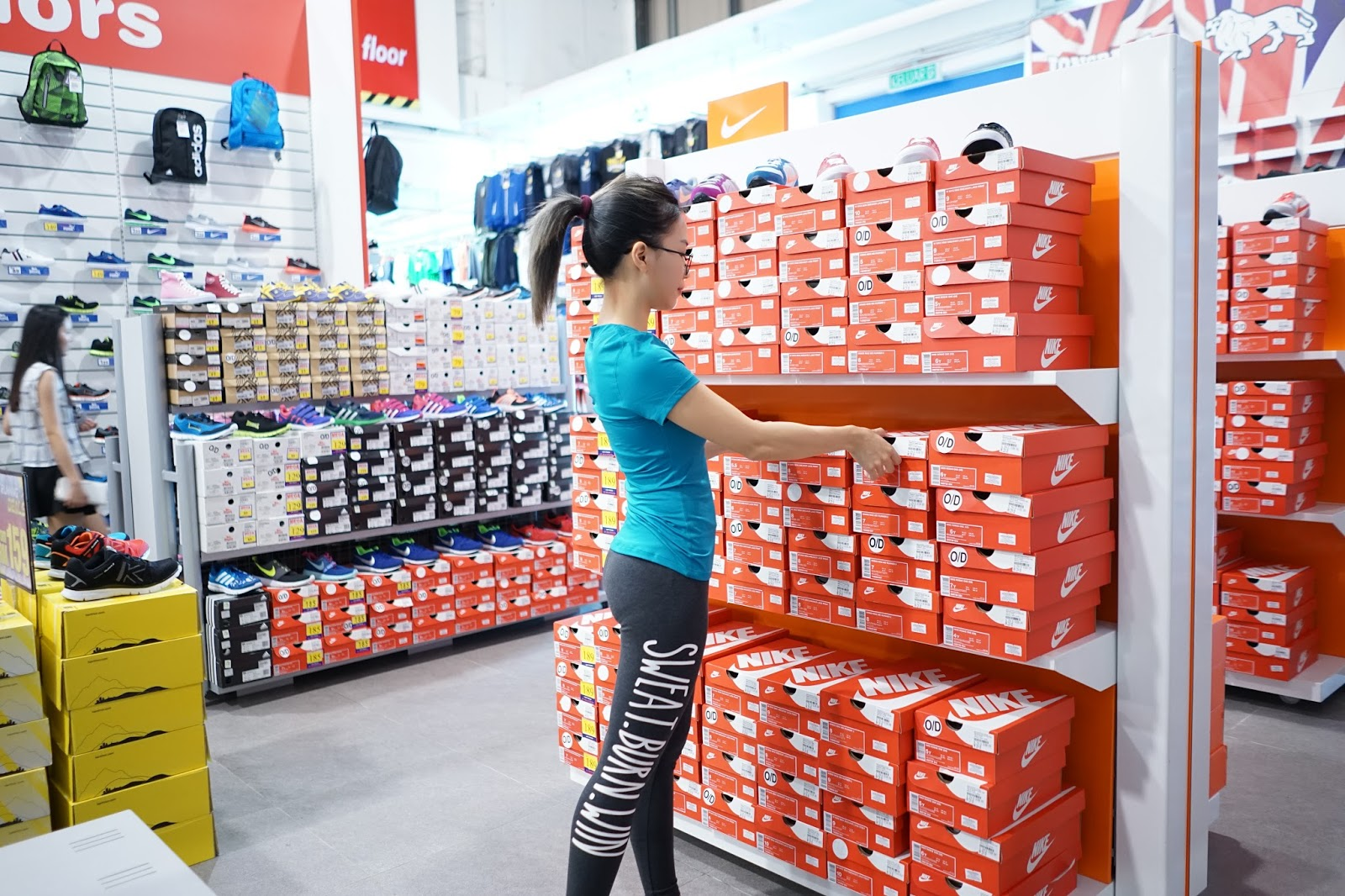 Karen kho shopping in sports direct if you are looking for sports equipment visit sport direct sciox Choice Image