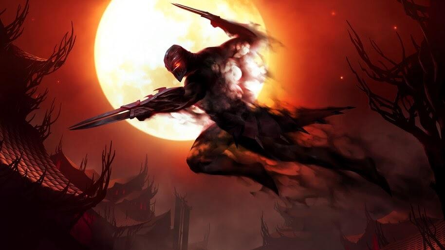 Zed, LoL, Legends of Runeterra, 4K, #4.1630