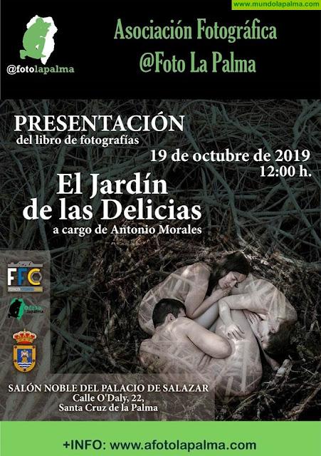 """Presentación Libro de Fotografías """"El Jardín de Las Delicias"""" @Foto La Palma"""