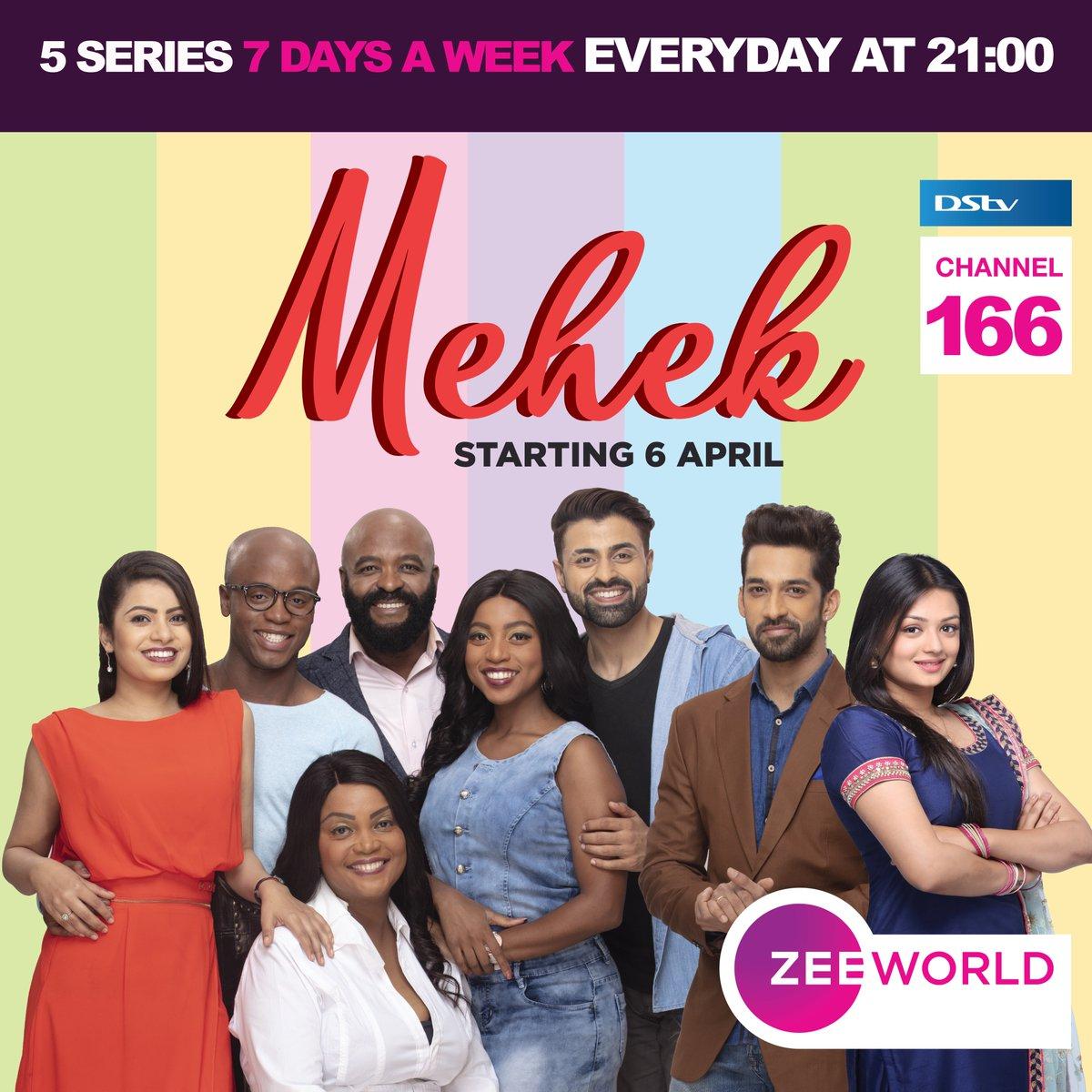 Zee World - Mehek Teasers August 2019 #Mehek | The Edge Search