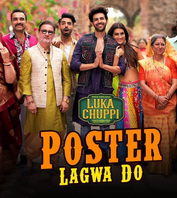 Luka Chuppi 2019 Full Movie Free Download Camrip