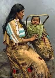 Shawnee woman