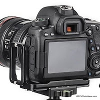 Sunwayfoto Custom L Bracket for Canon 6D Mk II - Preview