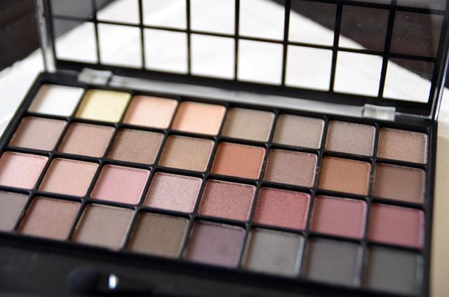 Elf eyeshadow palette natural