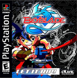 Beyblade: Let it Rip! (BR) [ Ps1 ]