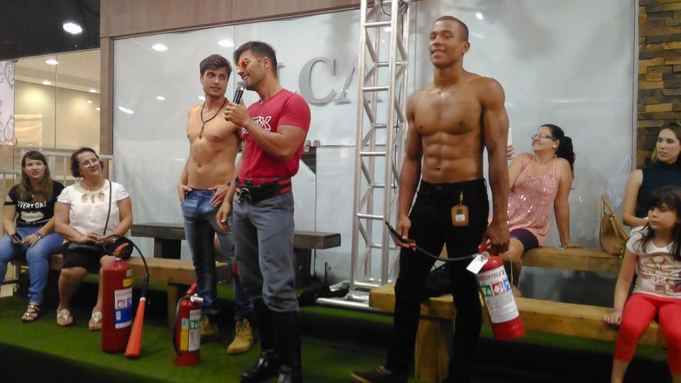 Bruno Camargo marca presença na Edex Jeans. Foto: Thiaggo Camilo