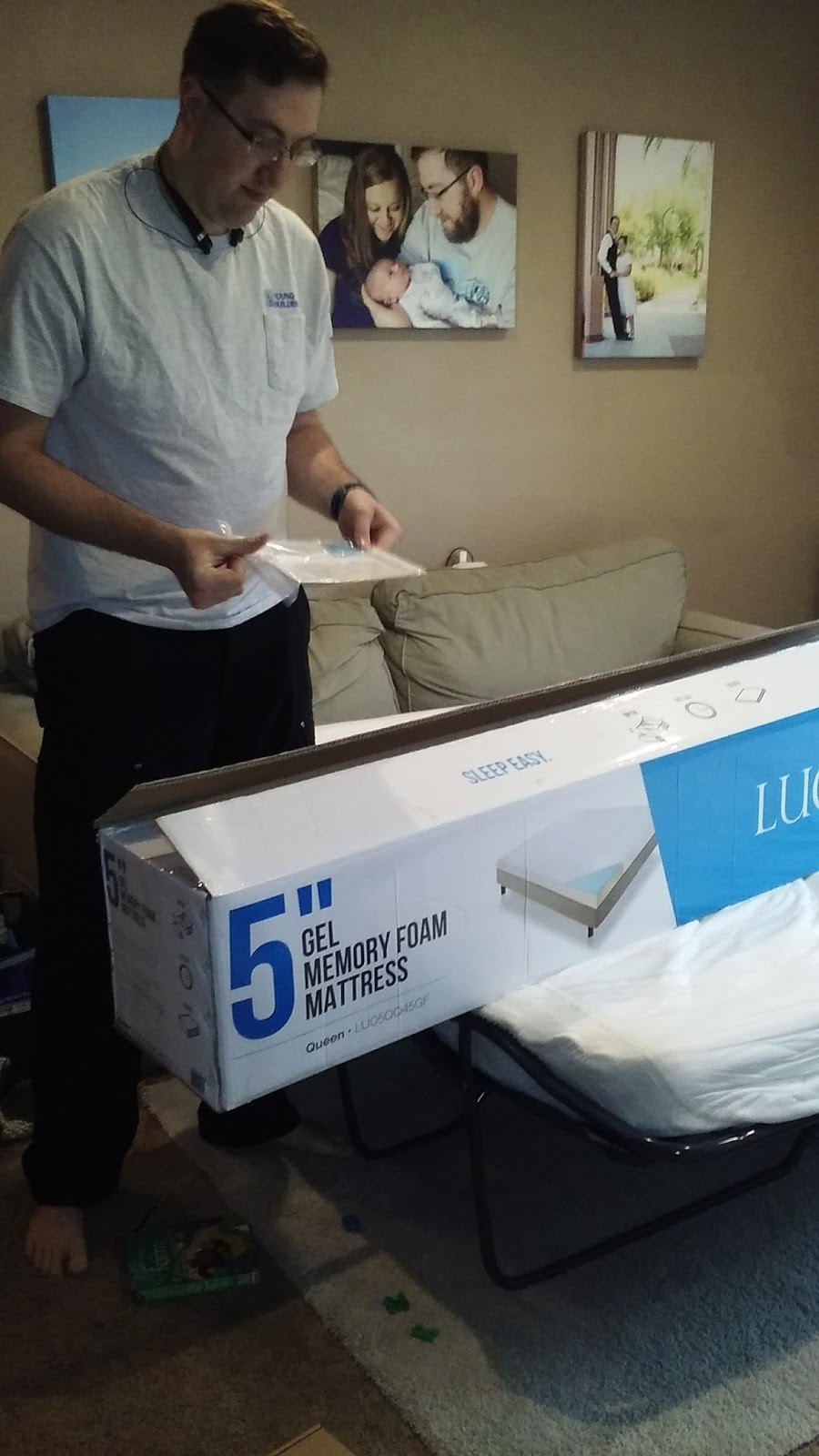 South County Girl How To Hack A Cheap And Comfortable Sofa Bed