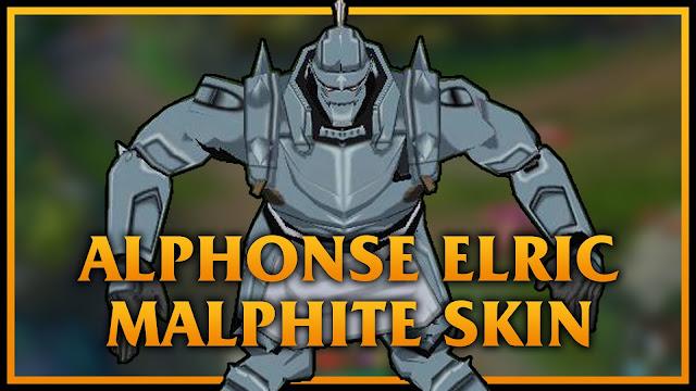Mod Skin Malphite Alphonse Elric