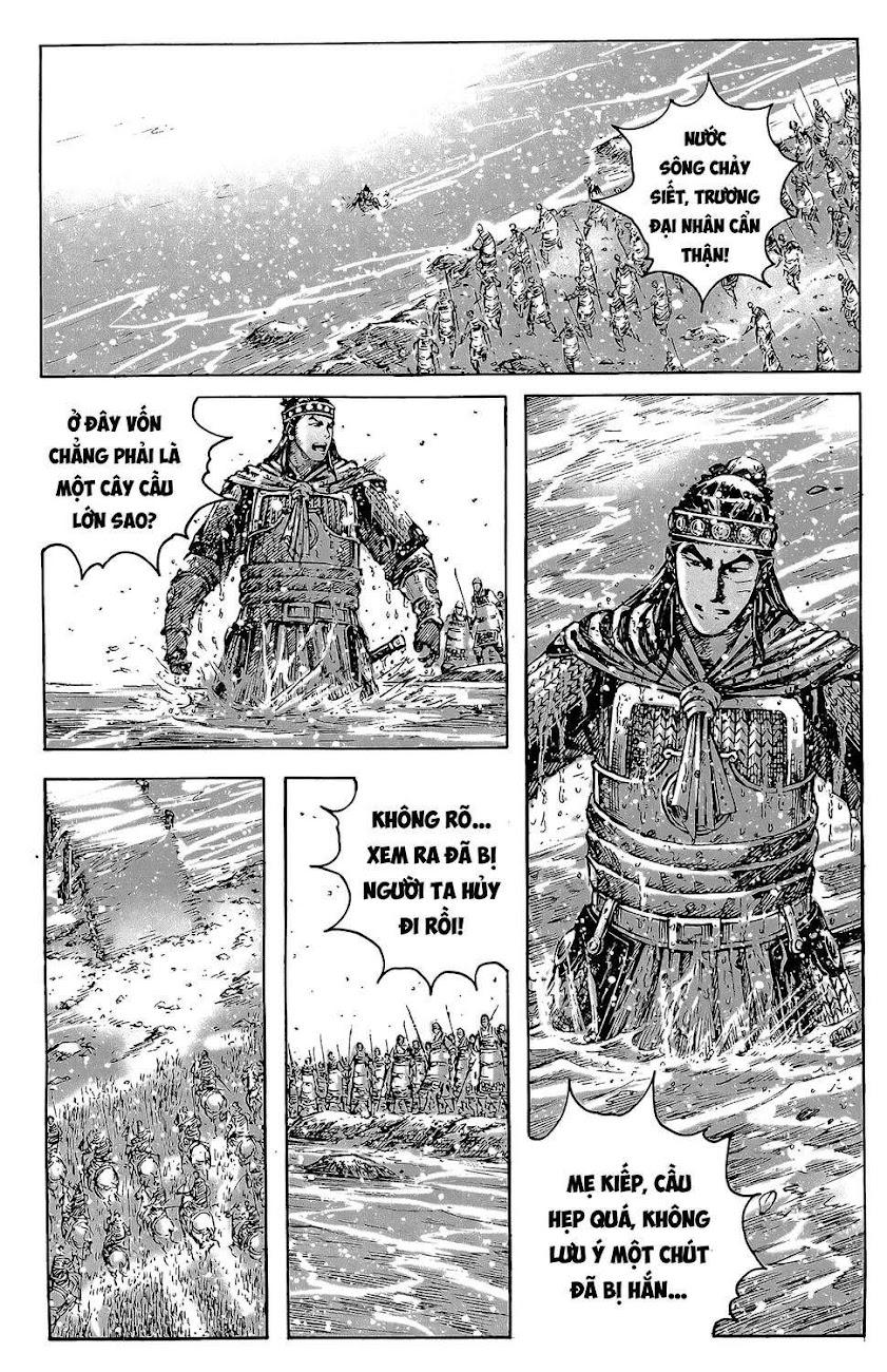 Hỏa phụng liêu nguyên Chương 394: Bất chiến khuất nhân [Remake] trang 9