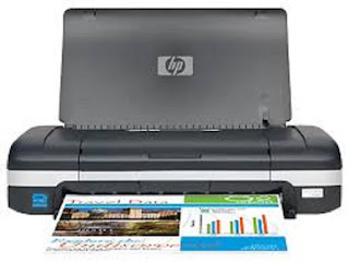 Image HP Officejet H470wbt Mobile Printer