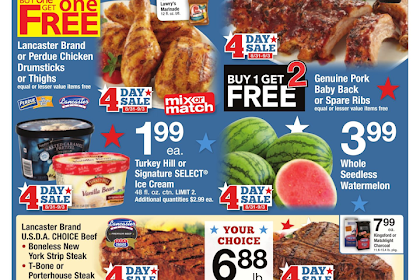Acme Weekly Ad September 7 - 13, 2018