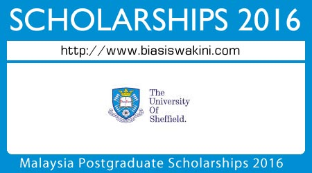 Malaysia Merit Postgraduate Scholarship 2016 for Malaysia Students