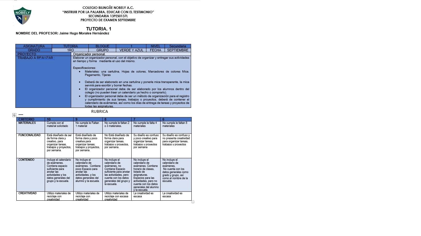 guia para examen de secundaria pdf