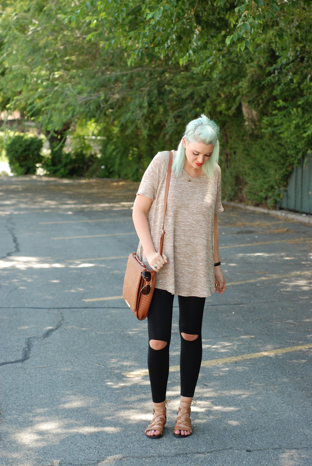 Ripped Knees, Cute Tunics, Fall Wear