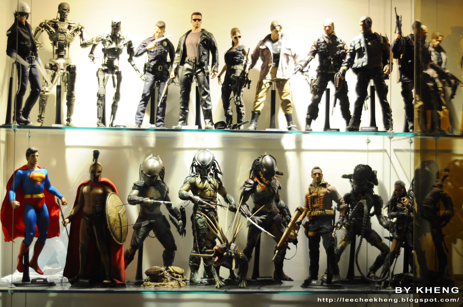 My Hot Toys Collection Photography My Hot Toys Collection 2013 Update