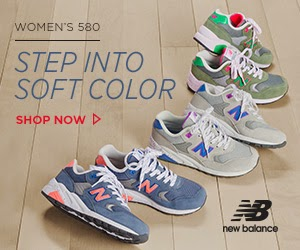 Women's 580 New Balance Sneakers