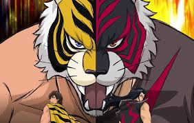 Hình Ảnh Tiger Mask W