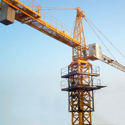 Cho thuê cẩu tháp tại các công trình Hải Phòng