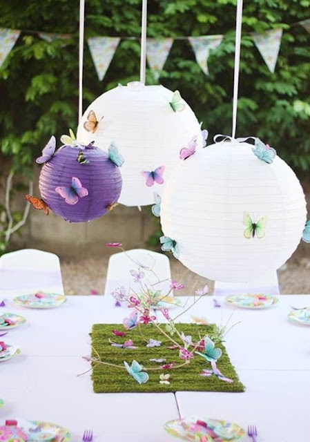 7 Magical Ideas To Decorate Parties With Paper 1