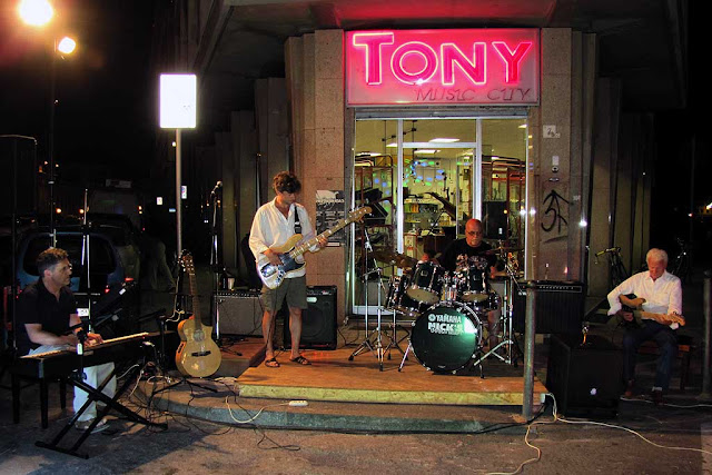 Tony Music City, White Night, Livorno