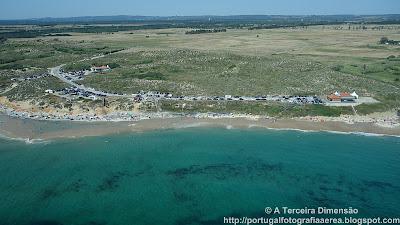 Praia da Vieirinha (Praia da Pedra da Casca, Praia de Vale de Figueiros)