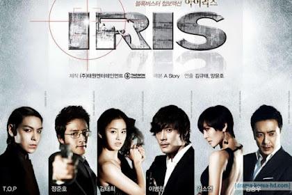 Drama Korea Iris Episode 1 - 20 Subtitle Indonesia