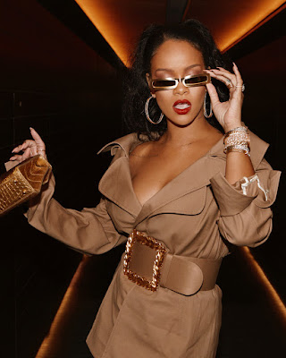 Rihanna fashion and style looks
