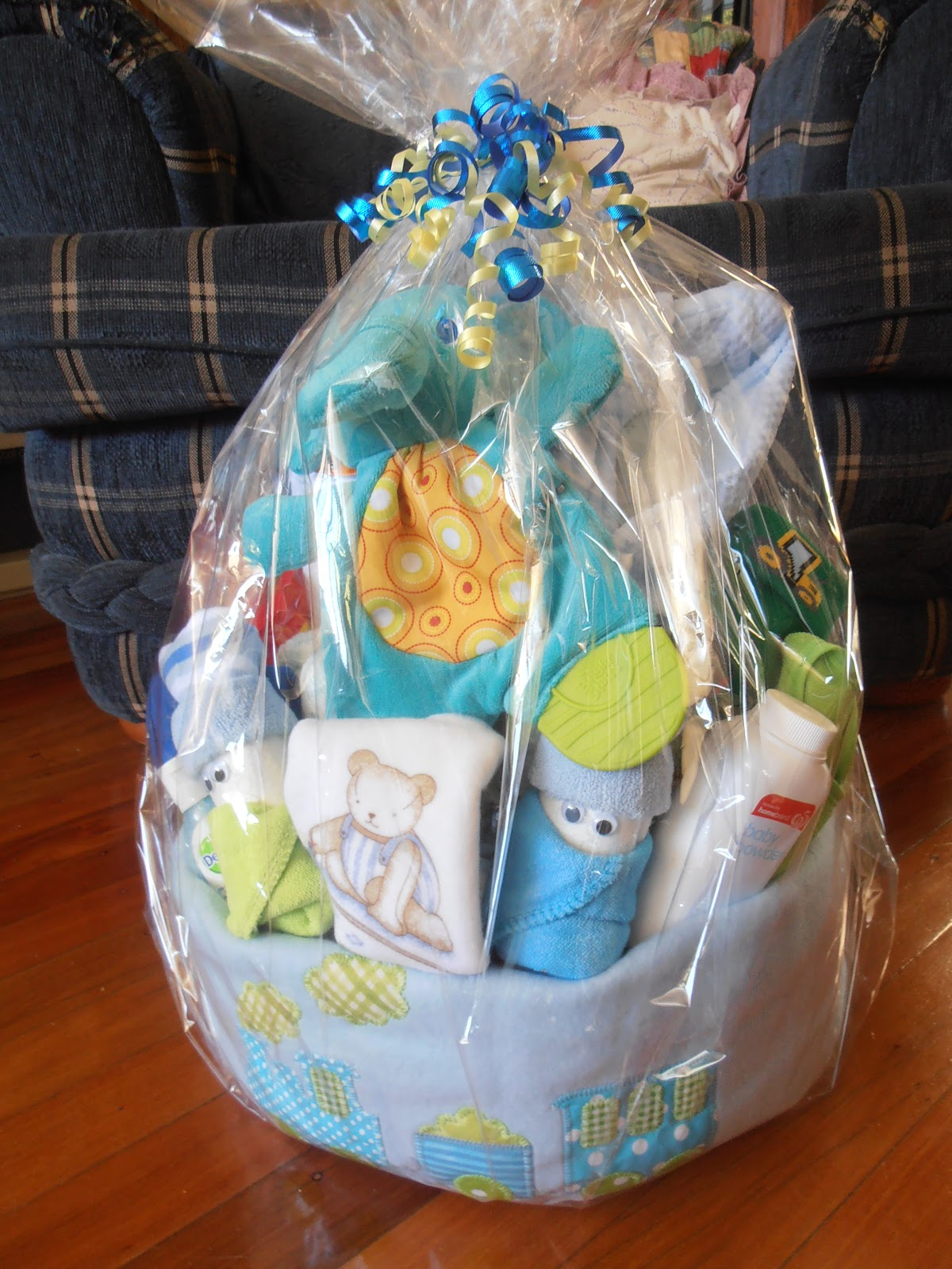 Crafty Friends Baby Gift Ideas