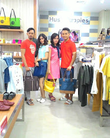 Grand Opening Hush Puppies Semarang