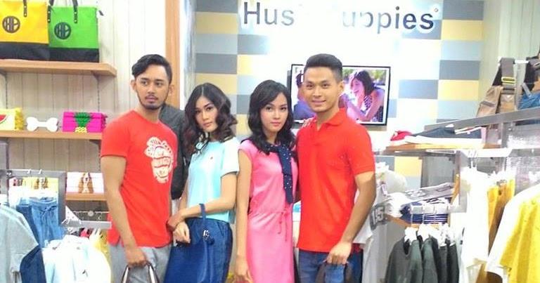 Semarang Coret  Grand Opening Gerai Hush Puppies di Semarang 58af4df4b5