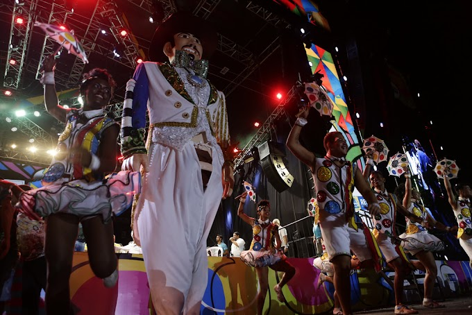 Recife faz o maior Carnaval de rua da história