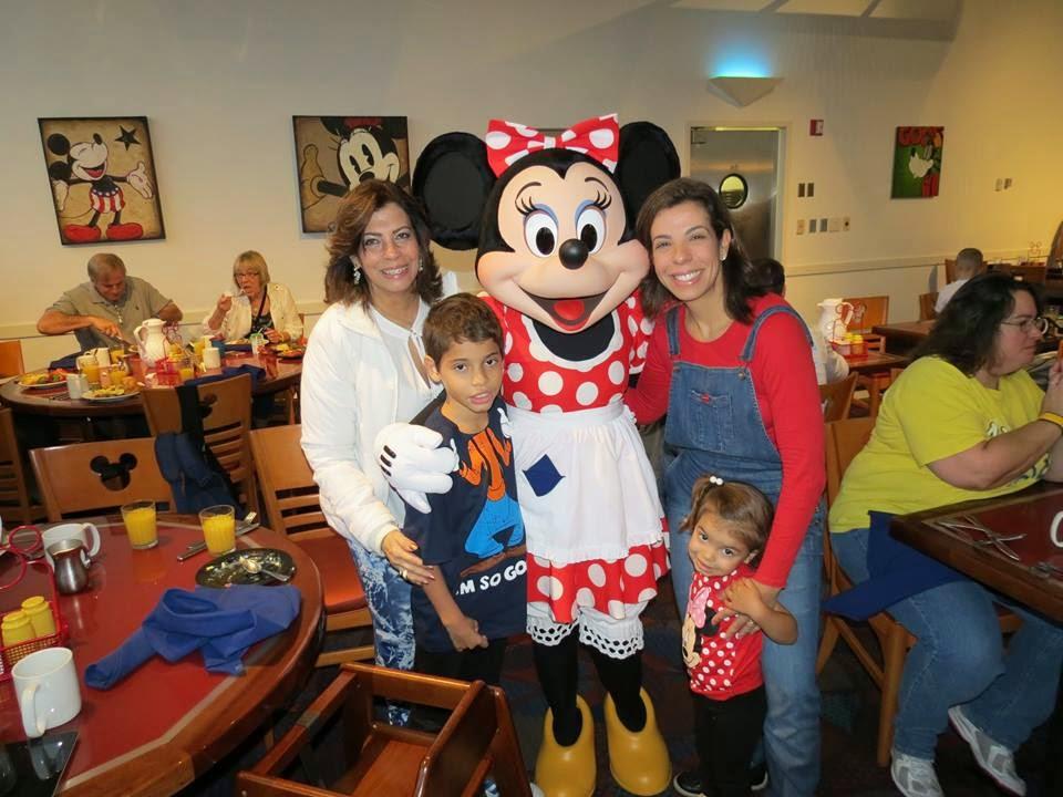 Chef Mickey's - Walt Disney World Resort.
