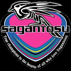 Logo Klub Sepakbola Sagan Tosu PNG