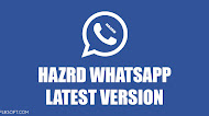 [UPDATE] Download Hazrd WA v10 Latest Version Android