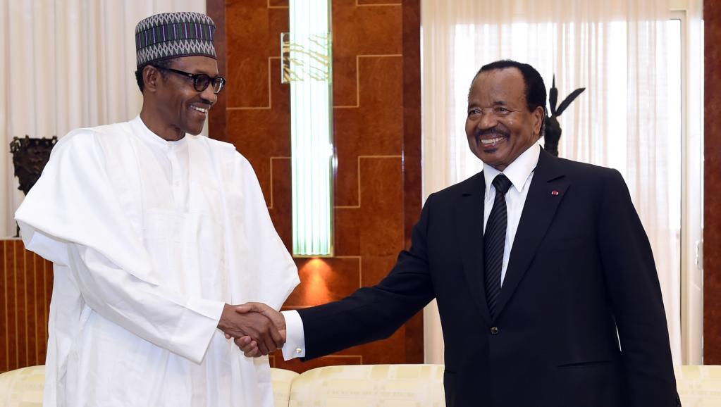 President Buhari Meets Cameroon President Over Boko Haram