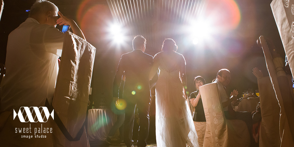 婚禮動態錄影婚錄作品大直典華