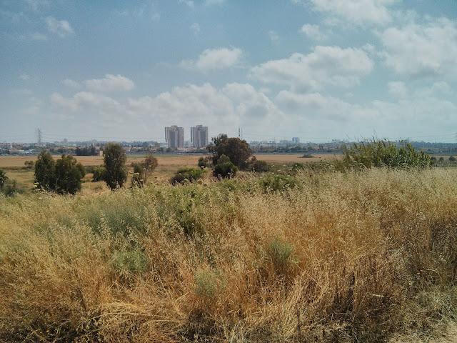 פארק אריאל שרון - טיול