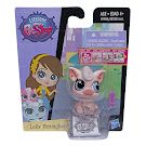 Littlest Pet Shop Singles Lolly Pinkington (#3744) Pet