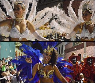Desfile de Llamadas 2017 Montevideo Uruguay E P