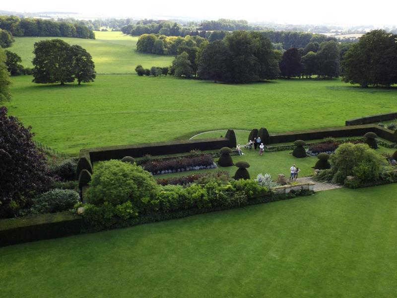Jardines en topiaria y paisaje