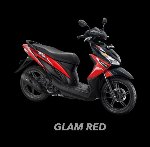 Honda Vario 110 ESP CBS ISS Red