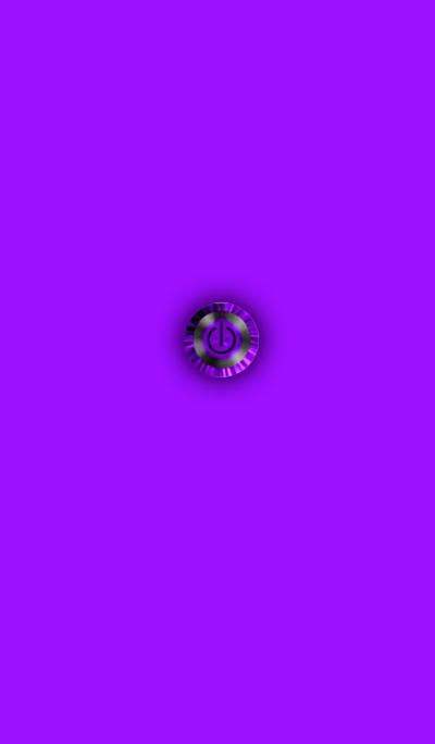 シンプルスタイリッシュパープルボタン